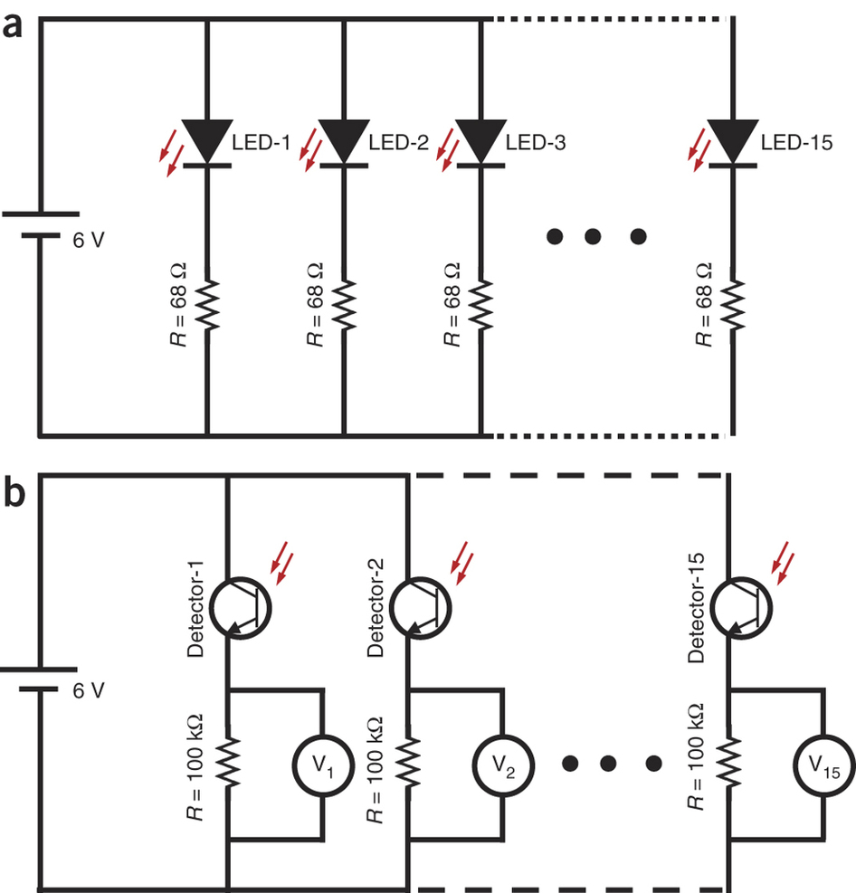 serial and parallel wiring diagrams parallel generators